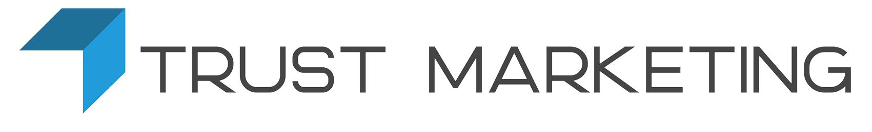 TRUST MARKETING ロゴ